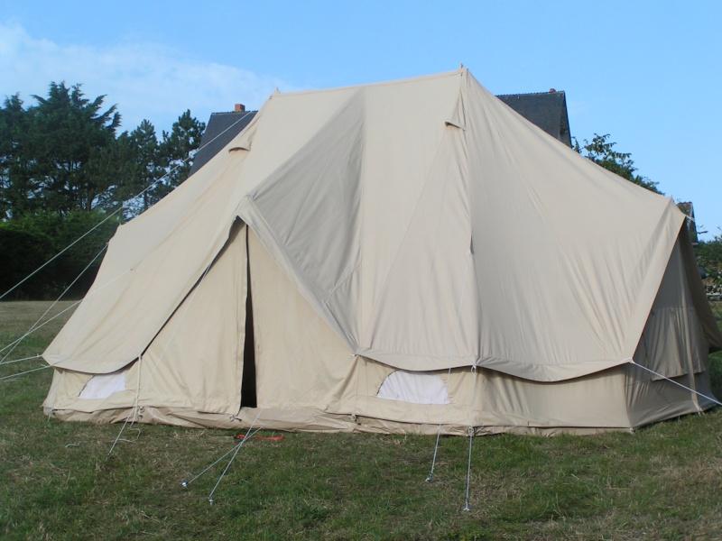 """Avis sur tente Nordisk Vanaheim 40 et """"présentation"""" Pict0010"""