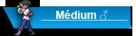 Médium ♂