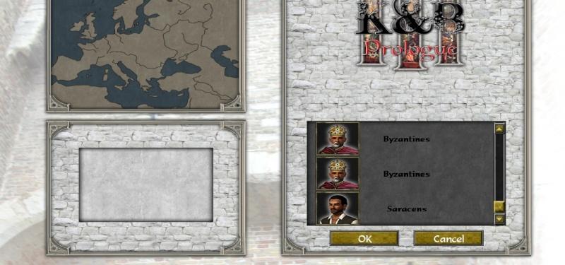 No Turk civilization to choose  Screen24