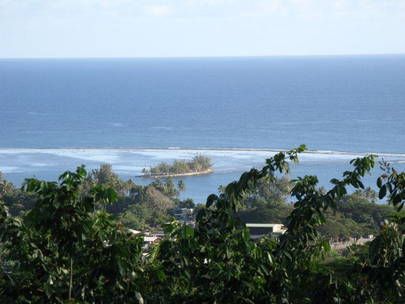 Une piscine à Tahiti Vue10