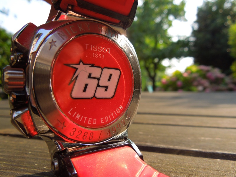Tissot T-Race Nicky Hayden Limited Edition 2011 Tissot15