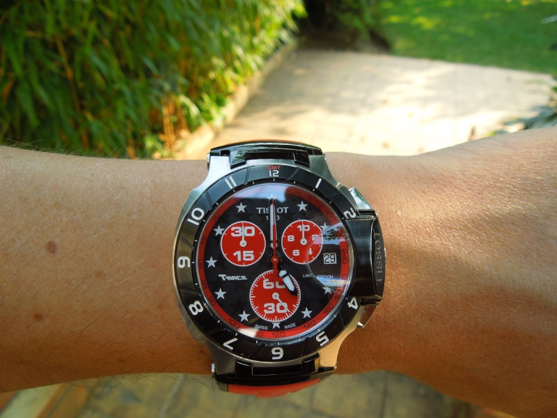 Tissot T-Race Nicky Hayden Limited Edition 2011 Tissot17