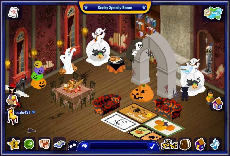 My Favorite Rooms. Hallow10