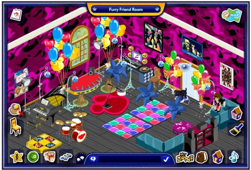 My Favorite Rooms. Htd10