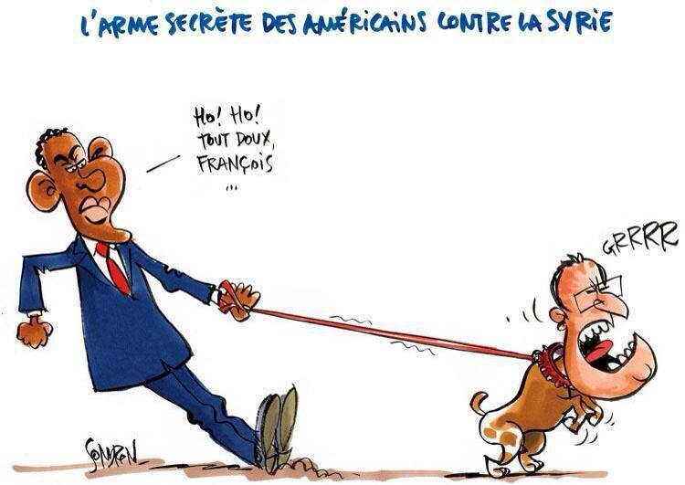 Humour en image ... - Page 6 Syrie10