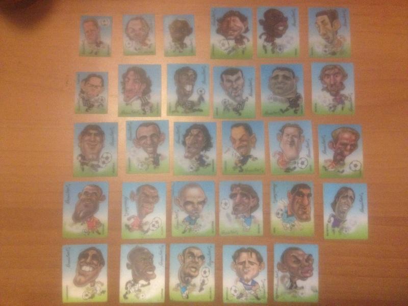 cerco bustine di figurine album e figurine - Pagina 2 Img_1020