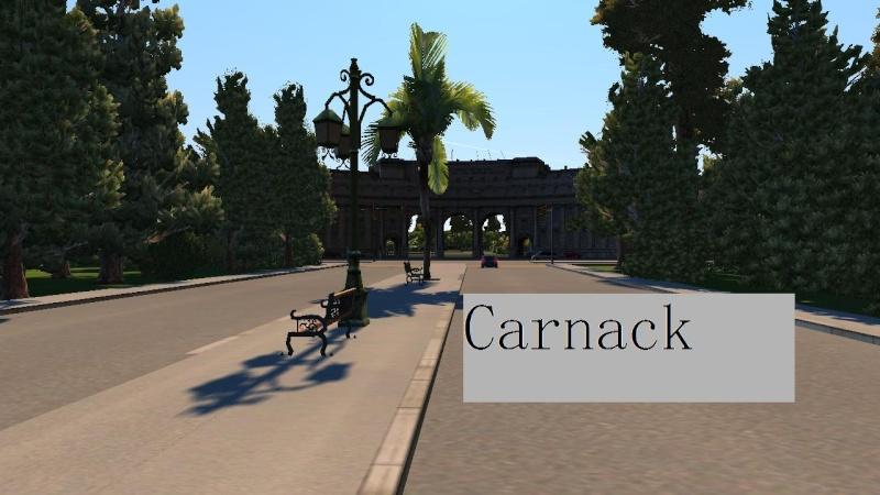 [CXL] Carnack, Empire Carnackien - Capitale de l'Empire  Carnac10