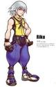Kingdom Heart (PS2) Riku10