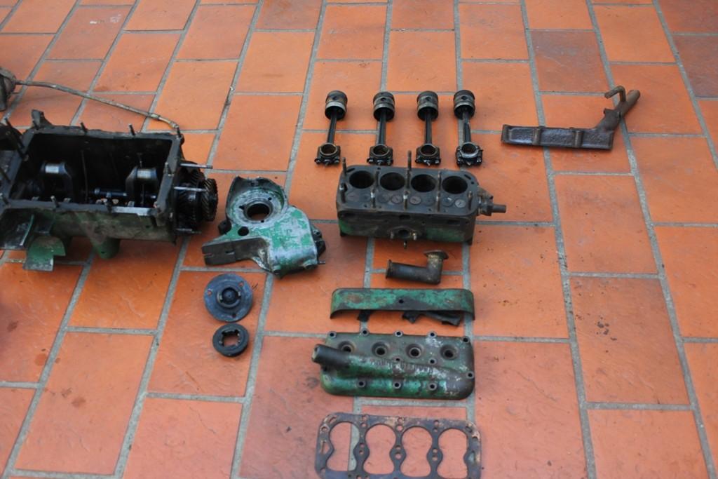 motor citroen 5 hp en argentina 411
