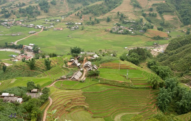 Un voyage à Sapa Vietnam Lctv111