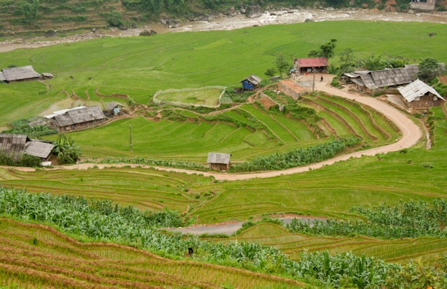 Un voyage à Sapa Vietnam Lctv710