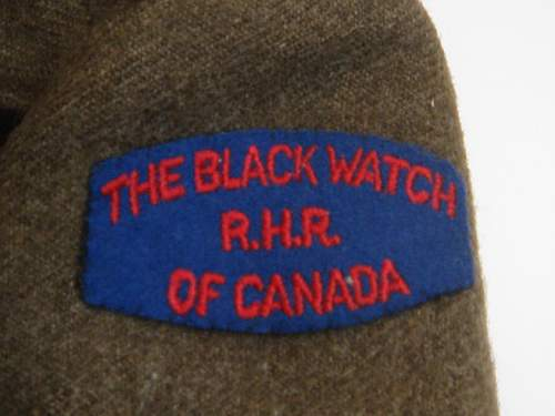 HELP PLEASE: CANADIAN WWII BDs Merged with Locked topic started by servicepubs T1b10