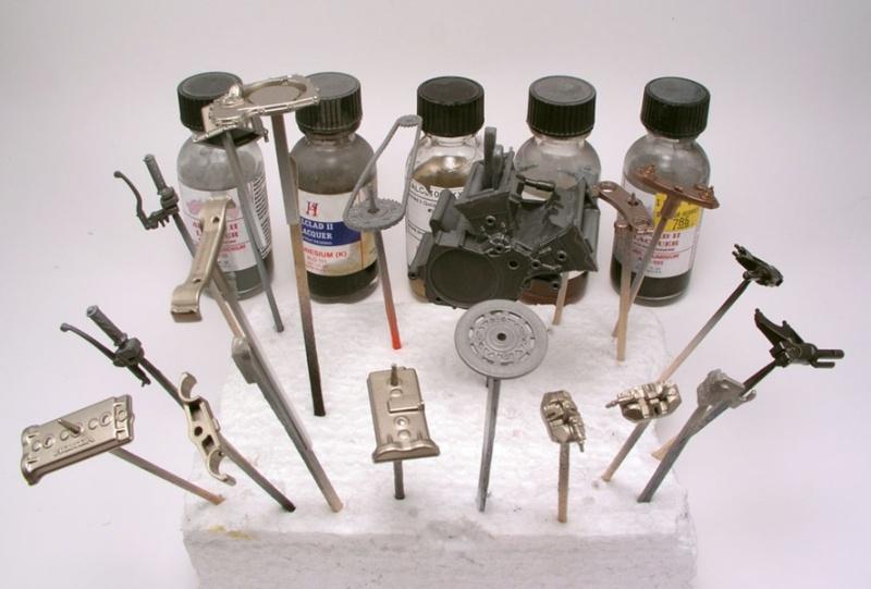 [PEINTURE] Comment donner l'illusion du métal avec les peintures Alclad ! Sca-at18