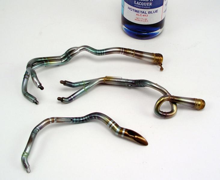 [PEINTURE] Comment donner l'illusion du métal avec les peintures Alclad ! Sca-at35