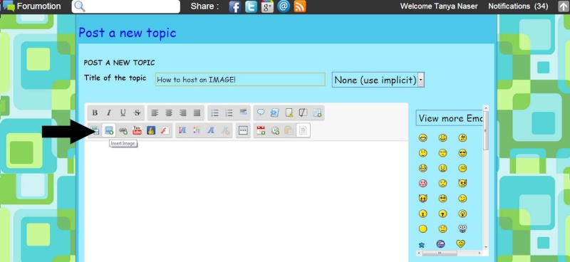 How to HOST an image without photobucket (in 4 simple steps!) Forum_18