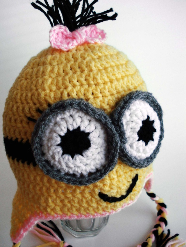 My minion is DONE!  Minion11