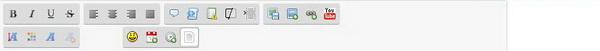 """Déplacement des boutons sur la page d'envoi d""""un message 213"""