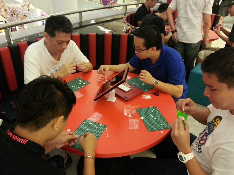 25/9 Minifig Customizing Workshop 20130914