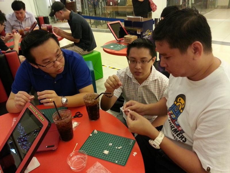 25/9 Minifig Customizing Workshop 20130916