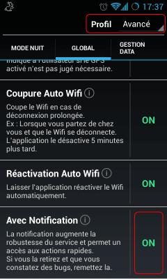 [Tuto] Vous arrive-t-il d'oublier de couper le Wifi ou le GPS, et de ne vous en apercevoir qu'une fois la batterie vide ? Sansno11