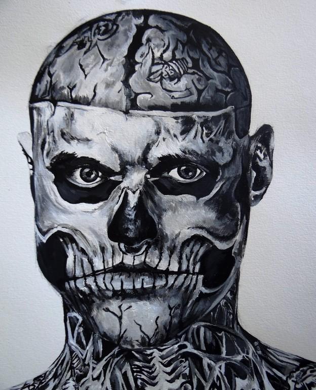Ceg dessins Zombie10