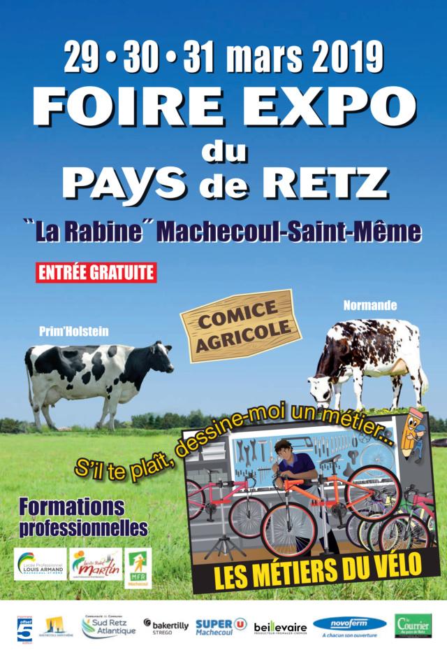 L'Acoze à la Foire Expo du Pays de Retz du 29 au 31 mars 2019 Abribu10