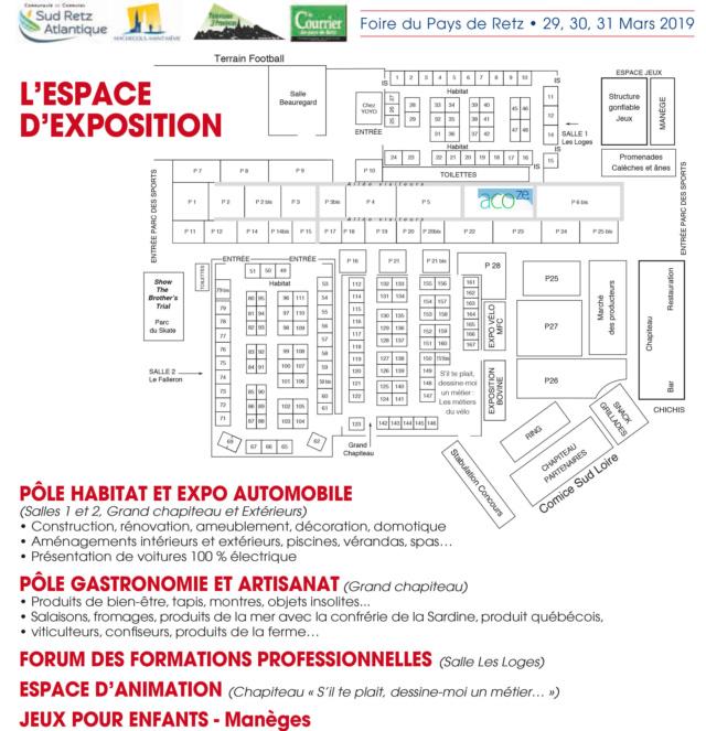 L'Acoze à la Foire Expo du Pays de Retz du 29 au 31 mars 2019 Brochu11