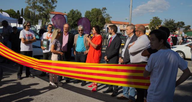 REVER Rallye VE en pays Catalan et Baléares Inaugu10