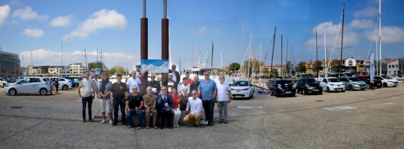 3ème rassemblement de VE à La Rochelle Panora13