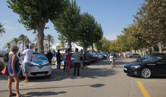 REVER Rallye VE en pays Catalan et Baléares Parkin10