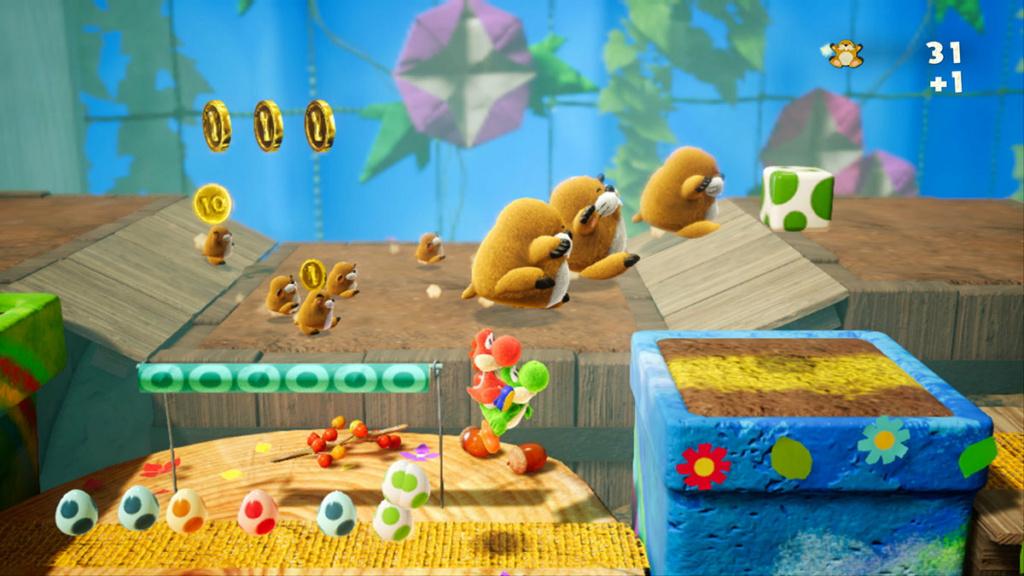 ¿Qué nuevo estilo gráfico le espera a un nuevo (hipotético) juego de Yoshi? Yoshi410