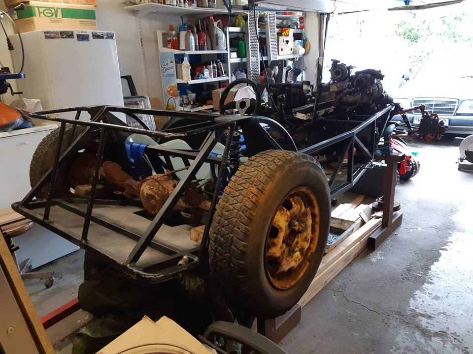 Just another corolla - DIY Caterham frame 7age and ´93 Liftback RWD - Page 9 37152210