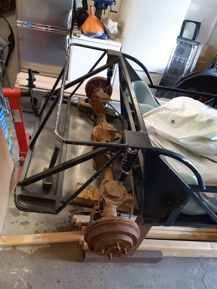 Just another corolla - DIY Caterham frame 7age and ´93 Liftback RWD - Page 9 37167410