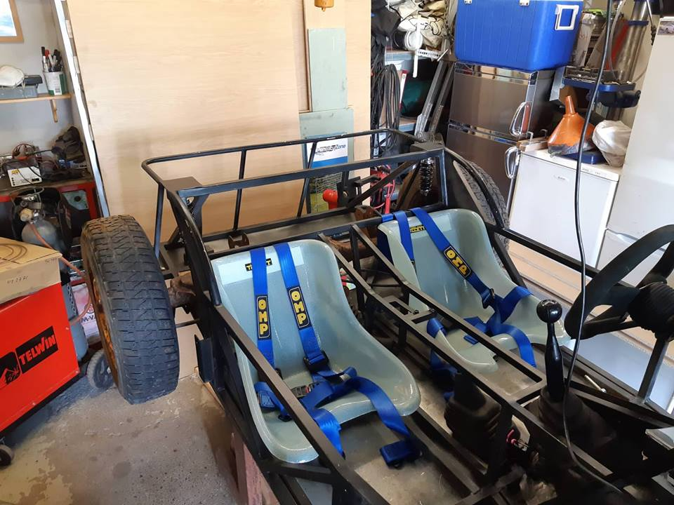 Just another corolla - DIY Caterham frame 7age and ´93 Liftback RWD - Page 9 37197210