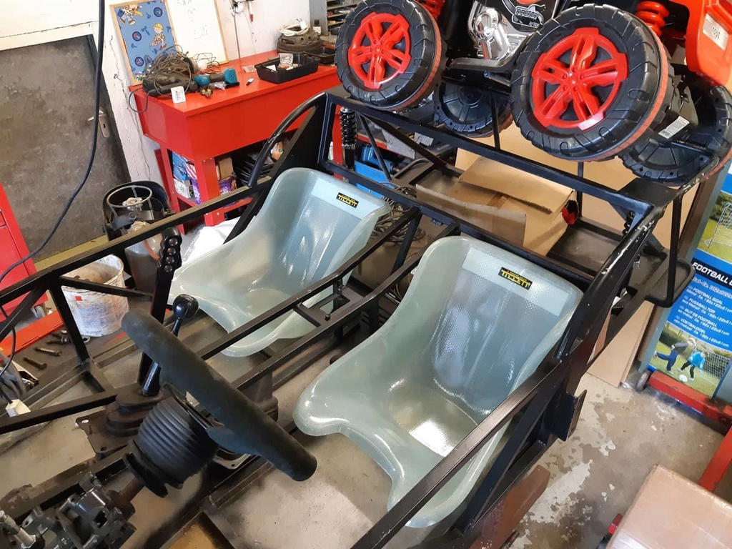 Just another corolla - DIY Caterham frame 7age and ´93 Liftback RWD - Page 9 Tillet23