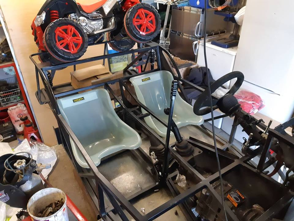 Just another corolla - DIY Caterham frame 7age and ´93 Liftback RWD - Page 9 Tillet26