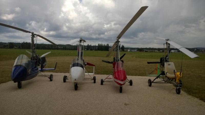 Autogires et hélicoptères de construction Amateur