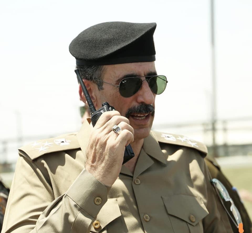 قائد شرطة النجف يوجه بمنع دخول اي مواطن لا يحمل هوية المحافظة 15833310