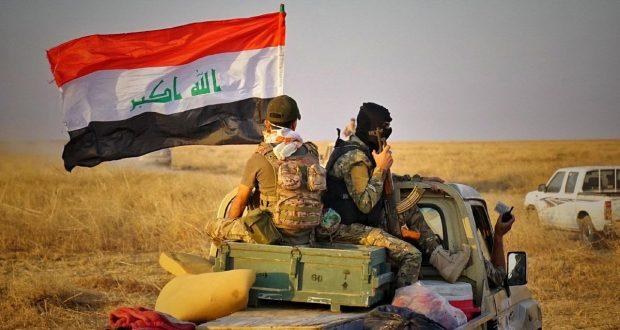عمليات غرب نينوى: قطع طرق تنقّل الإرهابيين في الصحراء 44-cop10
