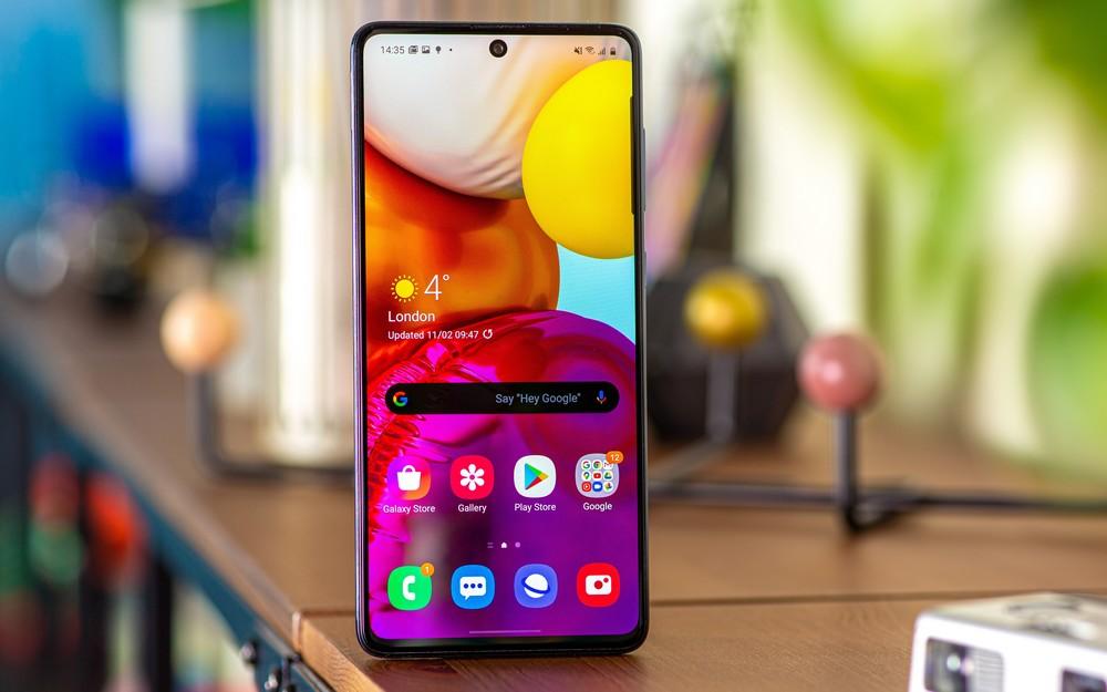 سامسونج تُعلن عن الهاتف Galaxy A Quantum مع تقنية التشفير الكمومي Galaxy10