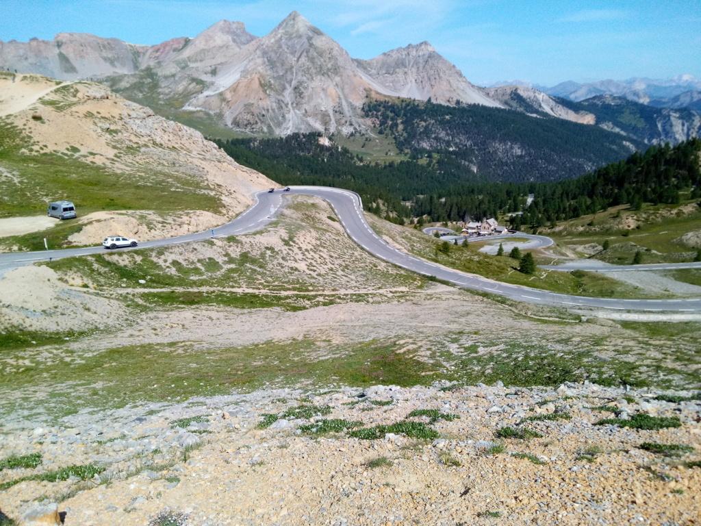 Route des Grandes Alpes et Route Napoléon Img_2042