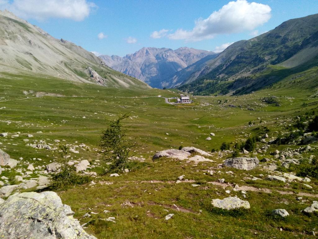 Route des Grandes Alpes et Route Napoléon Img_2045