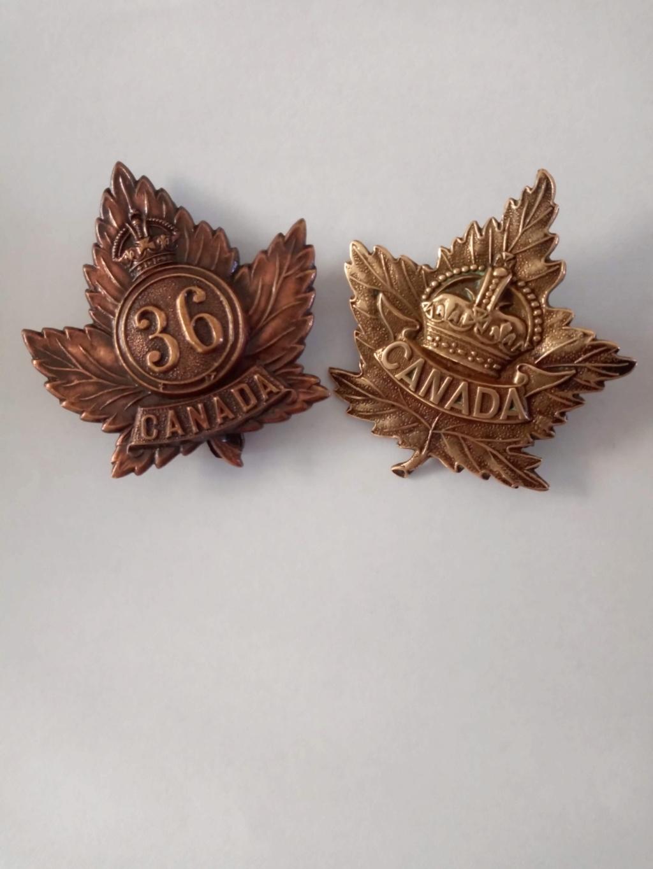 Les badges ww1 appelent les badges ww1 Img_2067