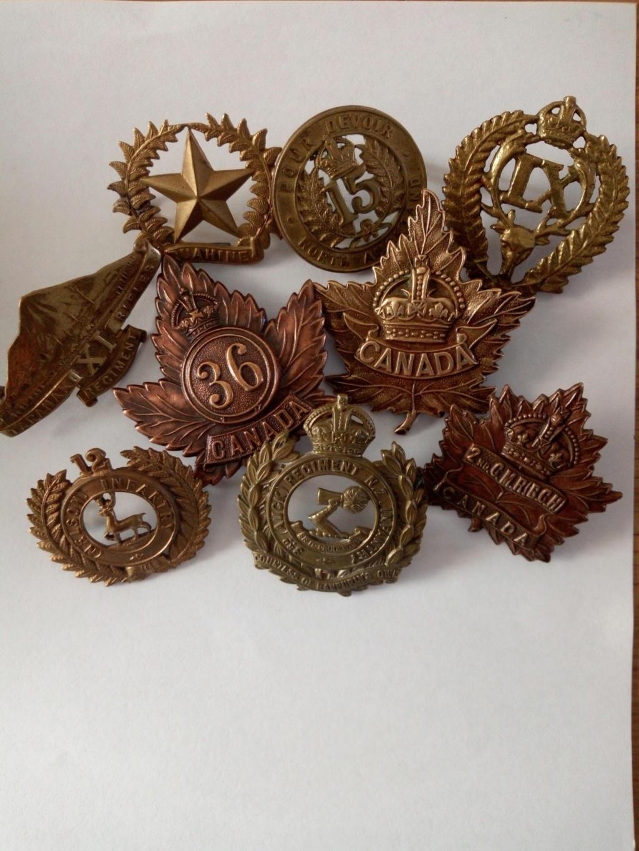Les badges ww1 appelent les badges ww1 Img_2068