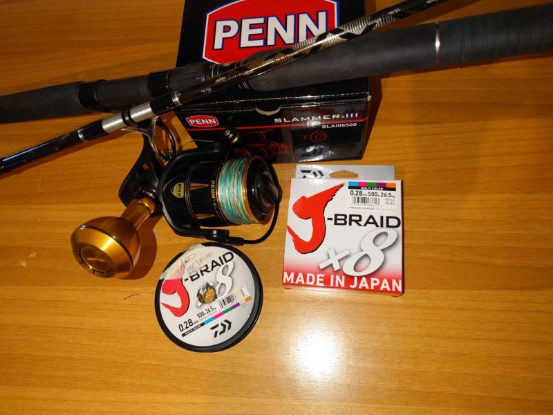 [vendo][usato] combo spinning al tonno, Abu Garcia tuna special + Penn Slammer III 6500 Dsc_0625