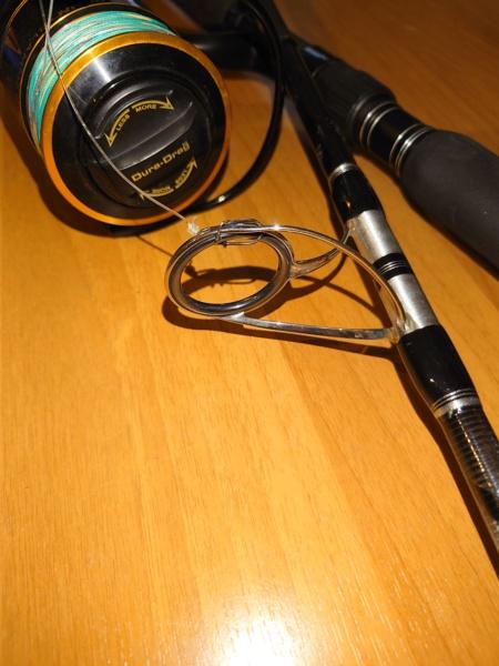 [vendo][usato] combo spinning al tonno, Abu Garcia tuna special + Penn Slammer III 6500 Dsc_0630
