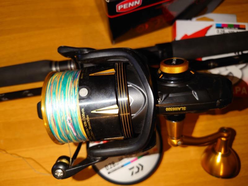 [vendo][usato] combo spinning al tonno, Abu Garcia tuna special + Penn Slammer III 6500 Dsc_0711