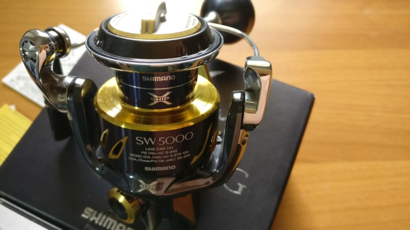 [vendo][usato] SHIMANO STELLA SW-B 5000XG Img_2045