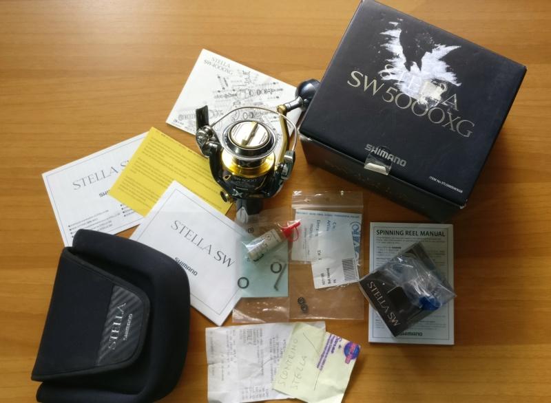 [vendo][usato] SHIMANO STELLA SW-B 5000XG Img_2046