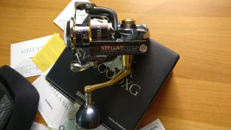 [vendo][usato] SHIMANO STELLA SW-B 5000XG Img_2049